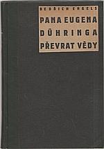 Engels: Pana Eugena Dühringa převrat vědy, 1933