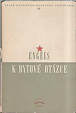 Engels: K bytové otázce, 1949