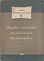 Sosedov: Otázky sovětské socialistické ekonomiky, 1951