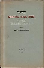 : Život Mistra Jana Husi, 1940