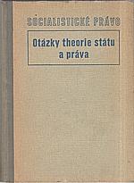 Vyšinskij: Otázky theorie státu a práva, 1951