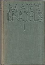 Marx: Vybrané spisy ve dvou svazcích. I-II, 1950