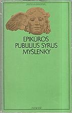 Epikúros: Myšlenky o štěstí a mravnosti, 1970