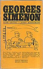 Simenon: Sedm křížků a jeden ministrant, 1970
