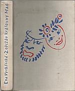 Vrchlická: Z oříšku královny Mab, 1960