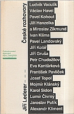 Lederer: České rozhovory, 1991