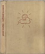 Mašek: Kožené slunce, 1958