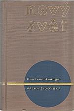 Feuchtwanger: Válka židovská, 1934