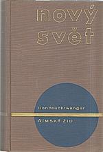 Feuchtwanger: Římský žid, 1936