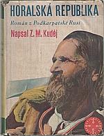 Kuděj: Horalská republika, 1932