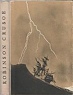 Defoe: Robinson Crusoe, 1956