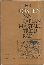 Rosten: Pan Kaplan má stále třídu rád, 1987