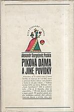 Puškin: Piková dáma a jiné povídky, 1972