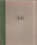 Mařánek: Učeň tajného umění, 1948