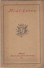 Havlíček Borovský: Král Lávra, 1921