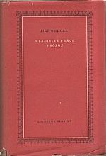 Wolker: Mladistvé práce prózou, 1954