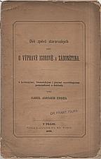 Erben: Dvé zpěvů staroruských totiž: O výpravě Igorově a Zádonstina, 1869