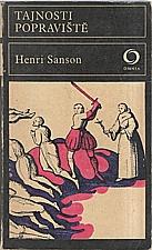 Sanson: Tajnosti popraviště, 1971