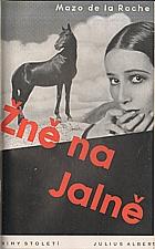 De la Roche: Jalna 11: Žně na Jalně, 1936