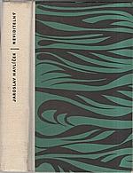 Havlíček: Neviditelný, 1963