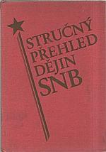 Snítil: Stručný přehled dějin SNB, 1981