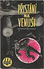 Volkov: Přistání na Venuši, 1960