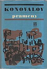 Konovalov: Prameny, 1972