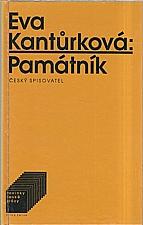 Kantůrková: Památník, 1995