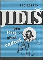 Rosten: Jidiš pro ještě větší radost, 2004
