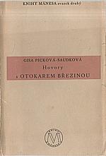 Picková-Saudková: Hovory s Otokarem Březinou, 1929