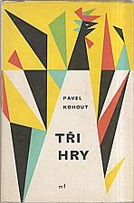 Kohout: Tři hry, 1958
