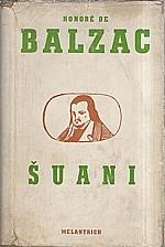 Balzac: Šuani neboli Bretaň roku 1799, 1952