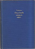 Weinfurter: Divy a kouzla indických fakirů, 1913