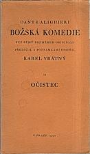 Dante Alighieri: Božská komedie. II, Očistec, 1930