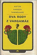 Tammsaare: Dva rody z Vargamäe, 1976