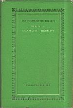 Tolstoj: Dětství, chlapectví, jinošství, 1955