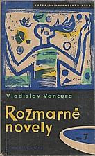 Vančura: Rozmarné novely, 1959