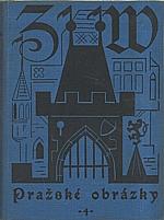 Winter: Pražské obrázky. Řada čtvrtá, 1929