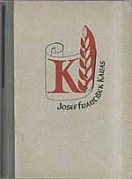 Karas: Svědomí gladiatorovo, 1922