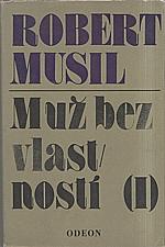 Musil: Muž bez vlastností. I-II, 1980