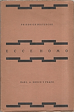 Nietzsche: Ecce homo, 1929