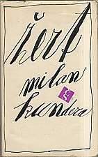 Kundera: Žert, 1969