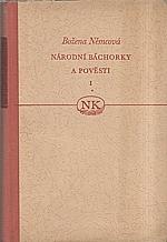 Němcová: Národní báchorky a pověsti. I-II, 1954